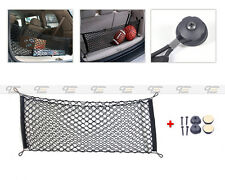 Car SUV Hatchback Rear Trunk Cargo Luggage Storage Organizer Net plus mounting