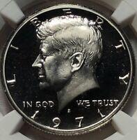 1971 S NGC PF67 * Star Proof John F. Kennedy Half Dollar 50c  ~ Gem Proof JFK