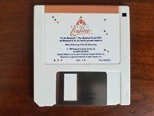 America Online 1.0 AOL First Charter Membership Startup Floppy Original 1989 LOT