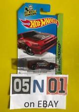 Hot Wheels Toyota AE 86 Corolla Super Treasure Hunt Long card TH
