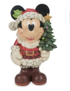 Disney 17 Inch (43 cm) Mickey Mouse Old St. Mick Christmas Greeter. In/Outdoor,