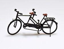 Dingler Tandem Fahrrad Fertigmodell lackiert Spur 1