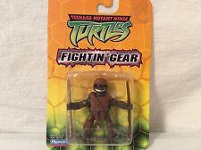 2004 Playmates TMNT Teenage Mutant Ninja Turtles Donatello Fightin Gear Mini Fig