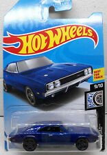 Hot Wheels 1969 Dodge Charger 500 Best For Track   2017 Rod Squad 9/10