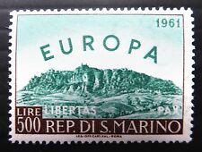 SAN MARINO 1961 Europa sg640 U / M fp9912