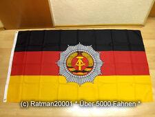 Fahnen Flagge DDR Volkspolizei - 90 x 150 cm