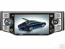 "4.3"" Wide Screen DVD In-Dash Touch Screen TFT Display FM/AM Tuner, USB Bluetooth"
