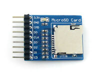 Micro SD Card Development Kit Storage Memory Board SDIO and SPI Interfaces
