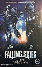FALLING SKIES - Television Show Promo Advertisement - Steven Spielberg