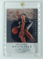 2008-09 Upper Deck First Edition Russell Westbrook Rookie RC #94, OKC Thunder