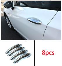 FOR Chevrolet Cruze 2016-2019 ABS chrome exterior outside door handle cover trim