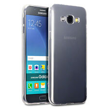 Galaxy A8 (2018) Cybercase Precision Fit Moulded Cover Protective Bumper Clear