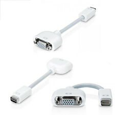 Durable Mini DVI to VGA Adapter for laptop Mac Display Monitor Projector