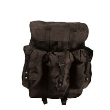 Military Black Large Alice Pack With Frame Rothco 2240