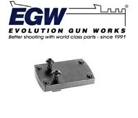 EGW Doctor Sight for Sig Sauer P220-229, 320 Sight Mount (fits Burris FastFire)