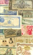 Foreign Currency Banknote Lot 50 +++ Different #1