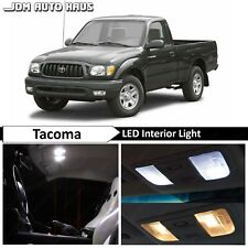 7x Xenon White Interior LED Lights Bulb Package Kit Fits Toyota Tacoma 1998-2004