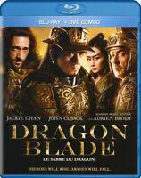 DRAGON BLADE (BLU-RAY + DVD COMBO) (BLU-RAY) (BILINGUAL) (BLU-RAY)