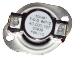 Thermobile Thermostat AT302/303/306/307/400/500 - 40.000.167 40000167