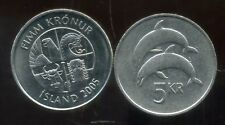ISLANDE 5 kronur     2005     ANM