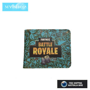Fortnite Faux Leather Bifold Wallet with Coin Pouch - Fortnite Battle Royale 5