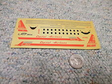 ATP decals 1/144 Viscount Capital Airlines   L130