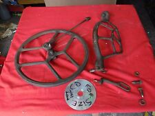 VINTAGE SINGER TREADLE   SEWING MACHINE  PARTS.  FREE  DELIVERY.