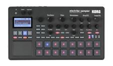 KORG Electribe 2 Sampler MIDI Sequencer (schwarz) MPC Digitakt Groovebox