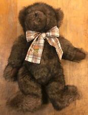 "Boyd's Bears ""Kameron"" Bear of the Month November 2007 (Dark Brown, 18 inches)"