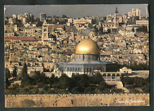 Posted 1997: View of Old Jerusalem