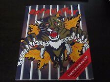 Florida Panthers Program 1/20/95 vs Pittsburgh Penguins