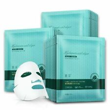 Silk Face Mask Korean Essence Facial Sheet Moisture Pack Skin Care Anti-Aging