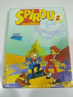 Spirou 2 Las Aventuras de Spirou & Fantasio - 3 x DVD Español Frances Nueva - 3T