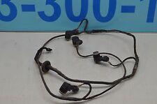 07-13 W221 MB S550 S400 S600 REAR BUMPER PARKTRONIC WIRING HARNESS W/ SENSORS