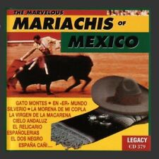Marvelous Mariachis of Mexico by The Mariachis of Mexico (CD, Dec-1993, Legacy)