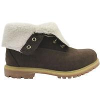Timberland Authentics Teddy Fleece F/Down Womens Waterproof Boots 8314A T1