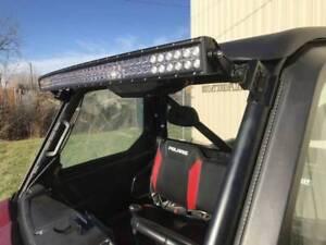 "Polaris Ranger 50"" LED Light Brackets for the PRO-FIT Cage P/N: 13552 (XP900)"