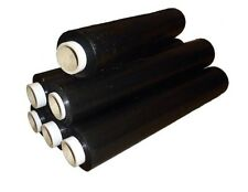 Shrink Wrap 1x Strong Black Standart Core Pallet Strech Wrap