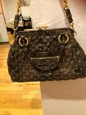 Marc Jacobs Stam Bag Quilted Snake Skin leather