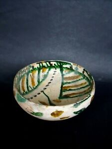Large Islamic bowl Nishapur 10th to 12th Century