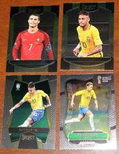 2016-17 Select (4) Neymar & Ronaldo LOT Base Mezzanine 2018 World Cup Scorers