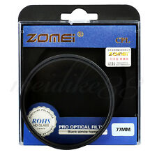 Zomei Circular Polarizing Polarizer Filter 77mm CIR-PL CPL for Canon Nikon Sony