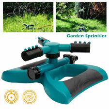 Professional Metal Impulse Sprinkler Water Garden Lawn Grass Plant Watering uk