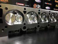 Holden V8 EFI haeds CNC ported complete