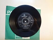 """REY ANTON & THE PEPPERMINT MEN:Girl You Don't Know Me-U.K.7"""" 65 Parlophone R5274"""