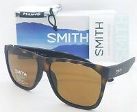 NEW Smith Lowdown XL 2 sunglasses Matte Havana Chromapop Polarized Brown $169