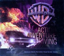 WB FILM SCORE SERIES - ACTION ADVENTURE DRIVING - 2 CD SET - HANS ZIMMER -SEALED