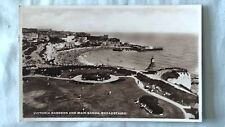 Postcard - Broadstairs, Victoria Gardens and Main Sands, RP (P160575)