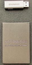 Starware SD USB 3.1 SD MicroSD SDHC Dual Card Reader - Premium Metal
