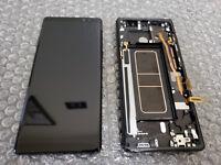 Samsung Galaxy Note 8 Note8 N950 LCD Digitizer Frame Screen Black - Med SBI Dot